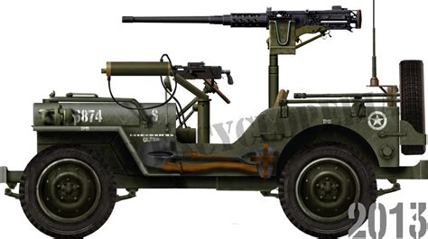 ww2 jeep with machine gun jeep