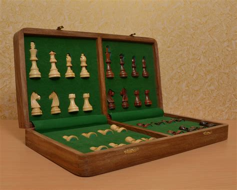 buy travel magnetic folding chess buy travel magnetic chess set in sheesham box wood