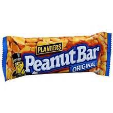 planters peanut bar original