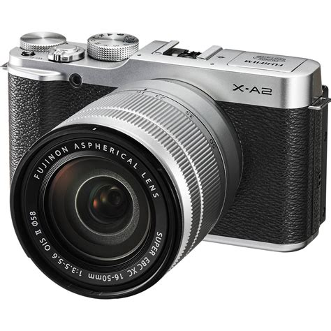Harga Kamera Mirrorless Fujifilm by Fujifilm X A2 Mirrorless Digital With 16 50mm 16455116