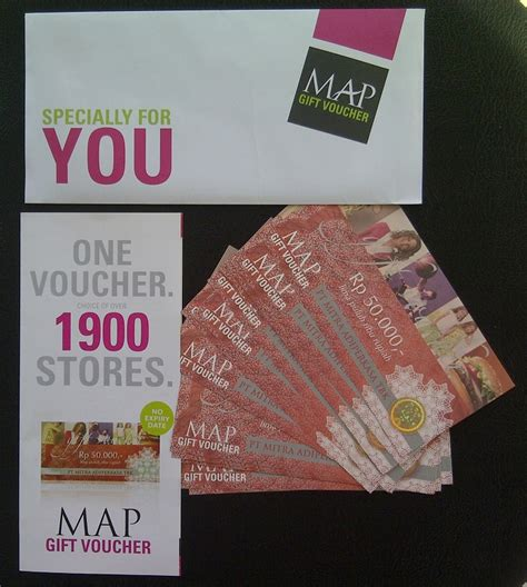 Voucher Map Rp 50000 jual voucher belanja map mitra adi perkasa rp 50 000