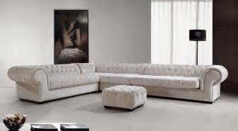 Sofas And Sectional Microfiber Sectional Sofa And Ottoman Fabric Sectional Sofas