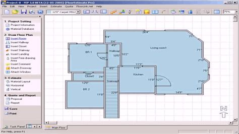 house plan excel template youtube