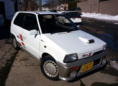 jdm 1987 suzuki alto works rs x bring a trailer