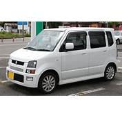 3rd Generation Suzuki Wagon R RRjpg  Wikimedia Commons