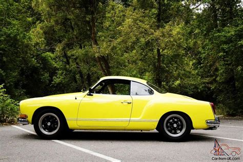 1972 karmann ghia 1972 volkswagen karmann ghia coupe nice upgrades