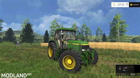 Deer Ls by Deere 6810 Mod For Farming Simulator 2015 15 Fs