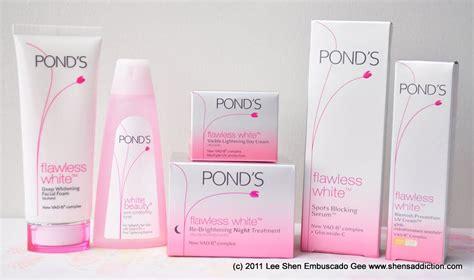 Pond Flawless White Serum Review real whitening skin get skin brightening that works