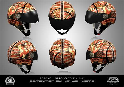 Kaos 3d Ktm Helmet some really cool nzi helmets to look at ktm duke 390 forum