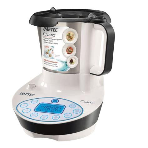 imetec robot cucina imetec cuk 242 cooking machine 7780 impastatrici e robot