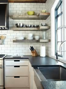 Corner Kitchen Cabinet Shelf Space Saving Corner Shelves Design Ideas