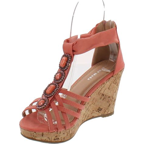 Best Seller Wedges On 02 Wedges top moda s xe 5 wedge sandals ebay