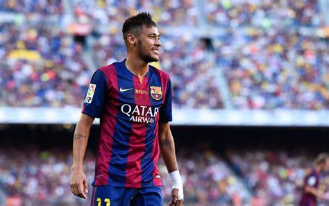 pictures of neymar 2015 barcelona 6 0 granada neymar s hat trick leads the troops