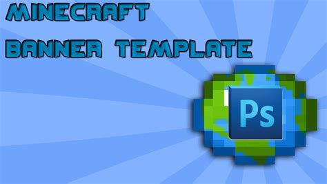 468x60 Minecraft Banner Template Gif Youtube 468x60 Banner Template