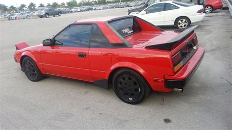 1985 Toyota Mr2 1985 Toyota Mr2