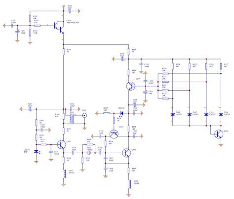 transistor lifier oscillation darlington transistor oscillator 28 images basic circuit building blocks opencircuits