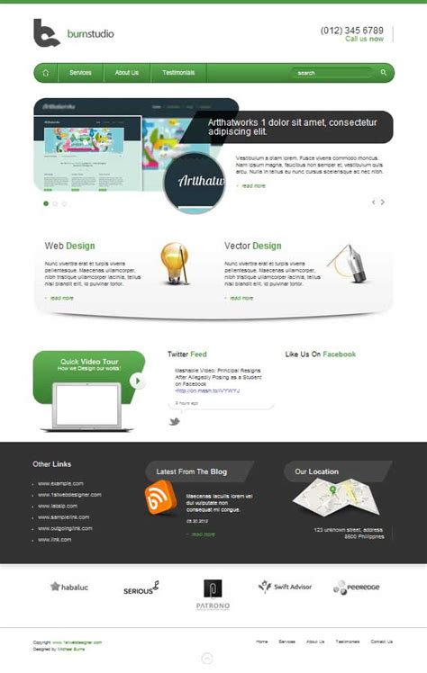 tutorial web html the most detailed psd to html tutorial