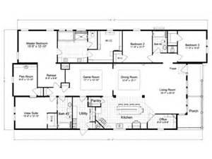 home floor plans louisiana view la belle iv floor plan for a 2847 sq ft palm harbor