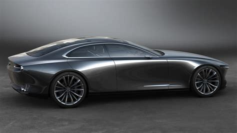 Mazda 6 Vision Coupe 2020 by Mazda 6 2020 Previewed By Vision Coupe Concept In Tokyo