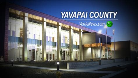 Yavapai County Records Supervisors Set Record On Chief Deputy For Yavapai County Assessor S