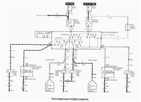 1989 ford ranger wiring diagram wiring diagrams wiring