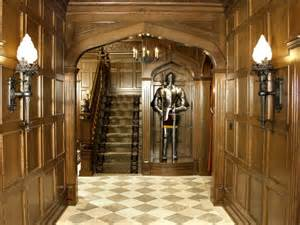 Gothic Period Home Traditional Hall New York By Lj