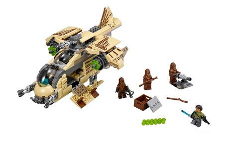 Sale Lego 75084 Wars Wookiee Gunship toys n bricks lego news site sales deals reviews mocs new sets and more