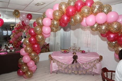 Leopard And Pink Baby Shower Decorations by Pink And Leopard Baby Shower Ideas Tablecloths Leopard And Turquoise