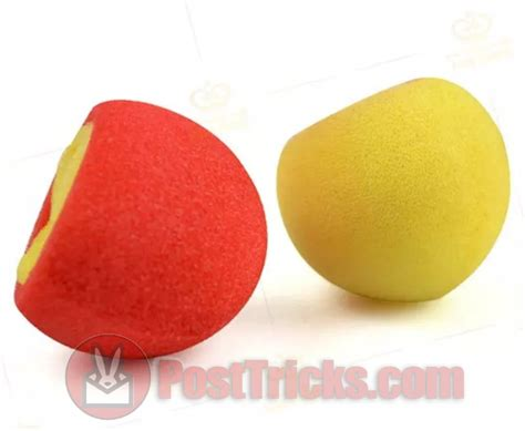 Color Changing Sponge colour changing sponge balls post tricks