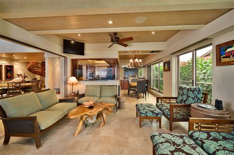 covered lanai covered lanai tropical porch other metro by
