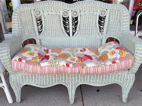 vintage wicker seat chair seating by nestvintagemodern 125 00 colors