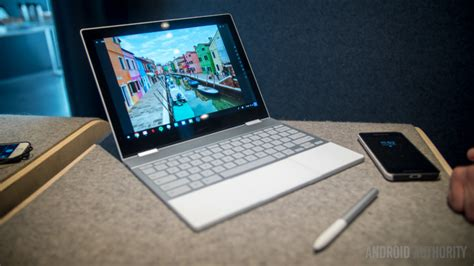 google pixelbook hands on who wants this android central google reveals new pixelbook high end chromebook