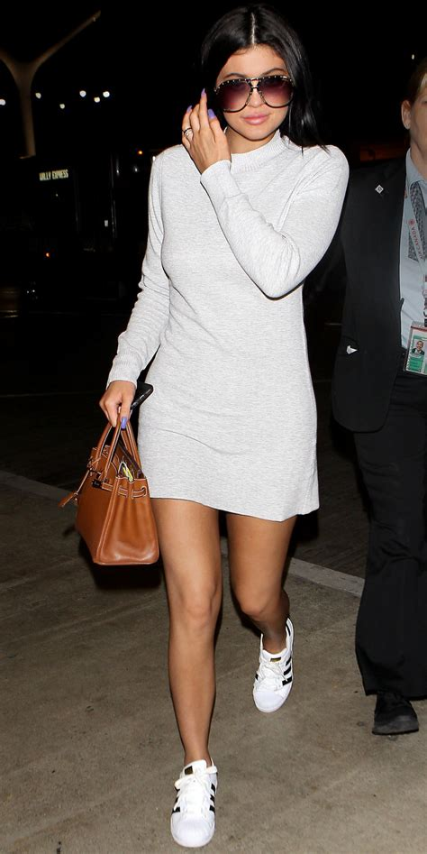 celebrities  wearing adidas superstars