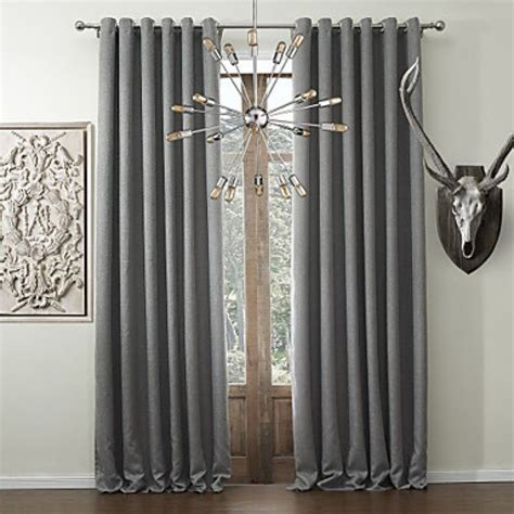 blackout curtains for media room 17 best images about grey curtains on grey