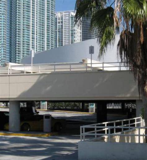 Bayside Parking Garage by Bayside Marketplace Restoration Walker Parking Consulting