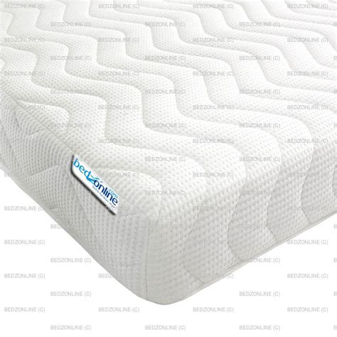 Free Size Mattress by Memory Foam 3 Zone Mattress With Free Pillows 3ft 4ft 4ft6