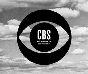 The cbs eye with the cbs television network identified in the pupil