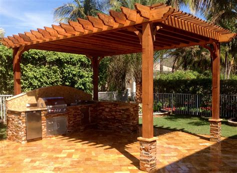 Pool & Patio Design Inc.   Pergola Gallery   Pompano Beach, FL