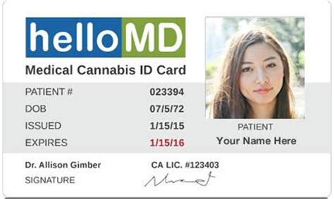 marinuana card template get your marijuana card boing boing