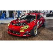 Ryan Tuercks Ferrari Powered Gumout GT4586 Debuts At SEMA