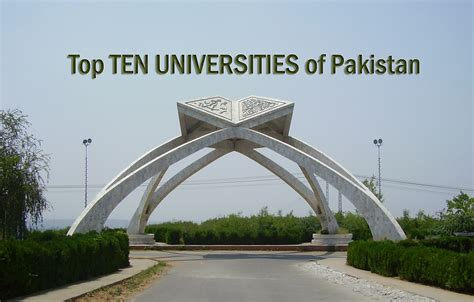 Top Mba Universities In Pakistan by Pakistan Ranking For 2014