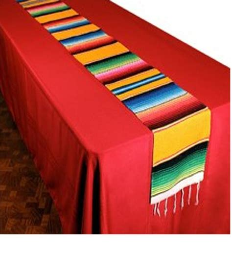 mexican serape table runner free shipping