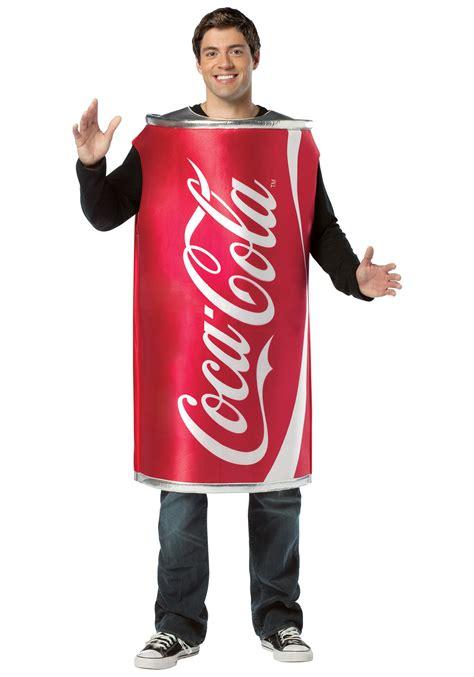 halloween costumes coca cola can costume