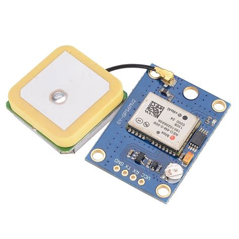 Gps Ublox Neo 6m V2 Module surplustronics gps module for arduino with antenna ublox