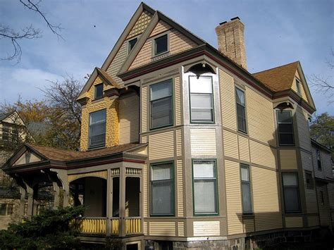 Queen Anne House The Kellogg House Queen Anne Grand Rapids Michigan And