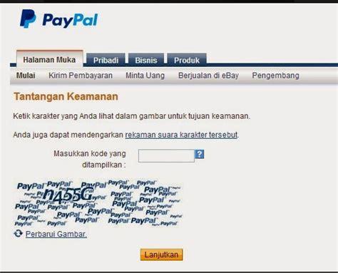 cara membuat paypal business cara membuat akun paypal dengan bank mandiri cara membuat
