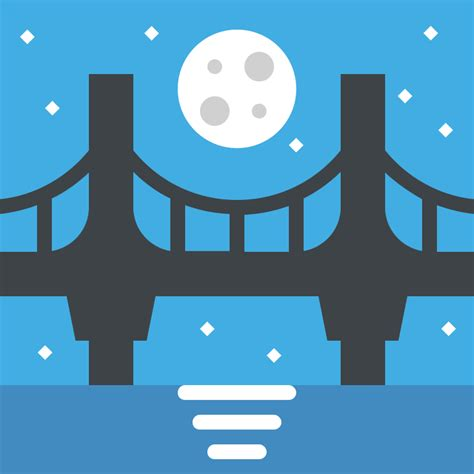 by the light of the moon wikidata file emojione 1f309 svg wikidata