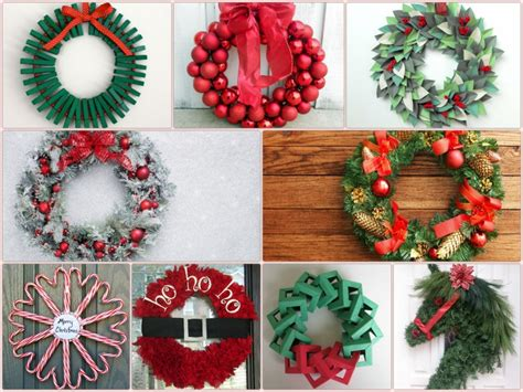 christmas decorations to make yourself so can you a wreath yourself diy 50 of the most beautiful wreaths fresh design pedia