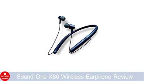 sound   wireless earphone review   jogging