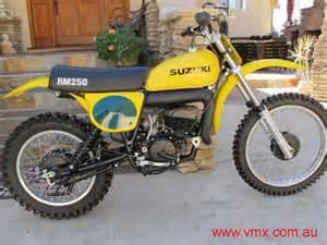 1976 Suzuki Rm250 1976 Suzuki Rm 250 Coast Vmx Mx For Sale